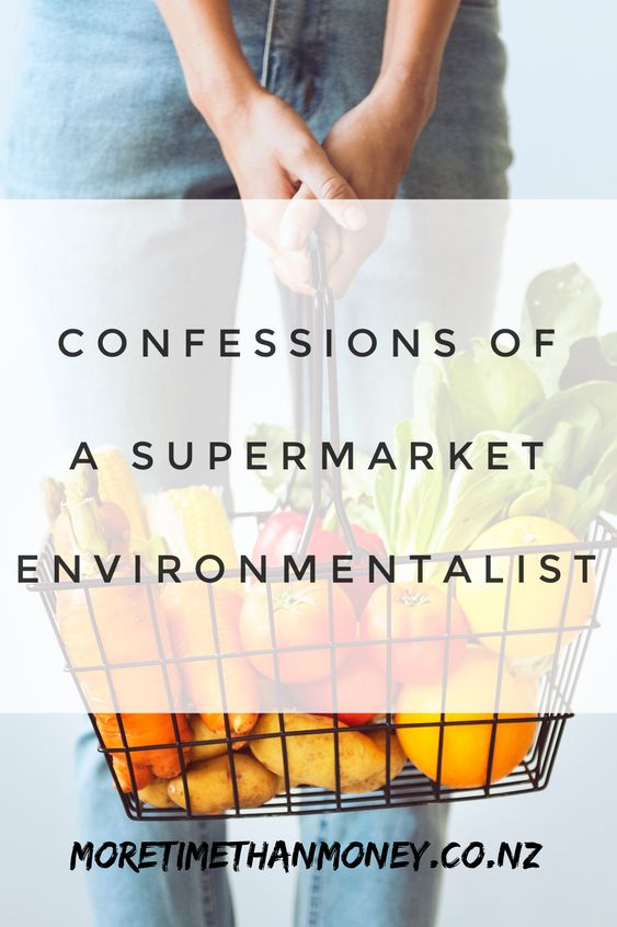Confessions of a supermarket environmentalist